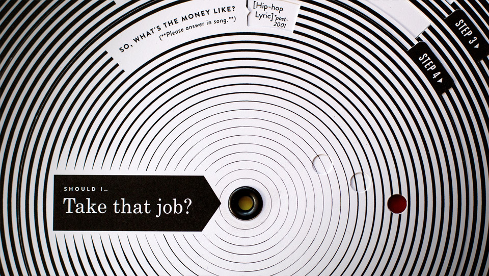 Should I Take That Job by Kelli Anderson